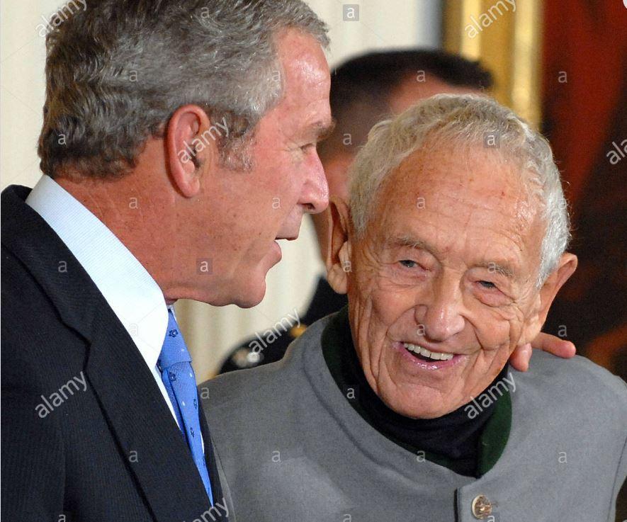 Bush and Wyeth